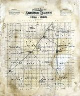 Outline Map, Hancock County 1896